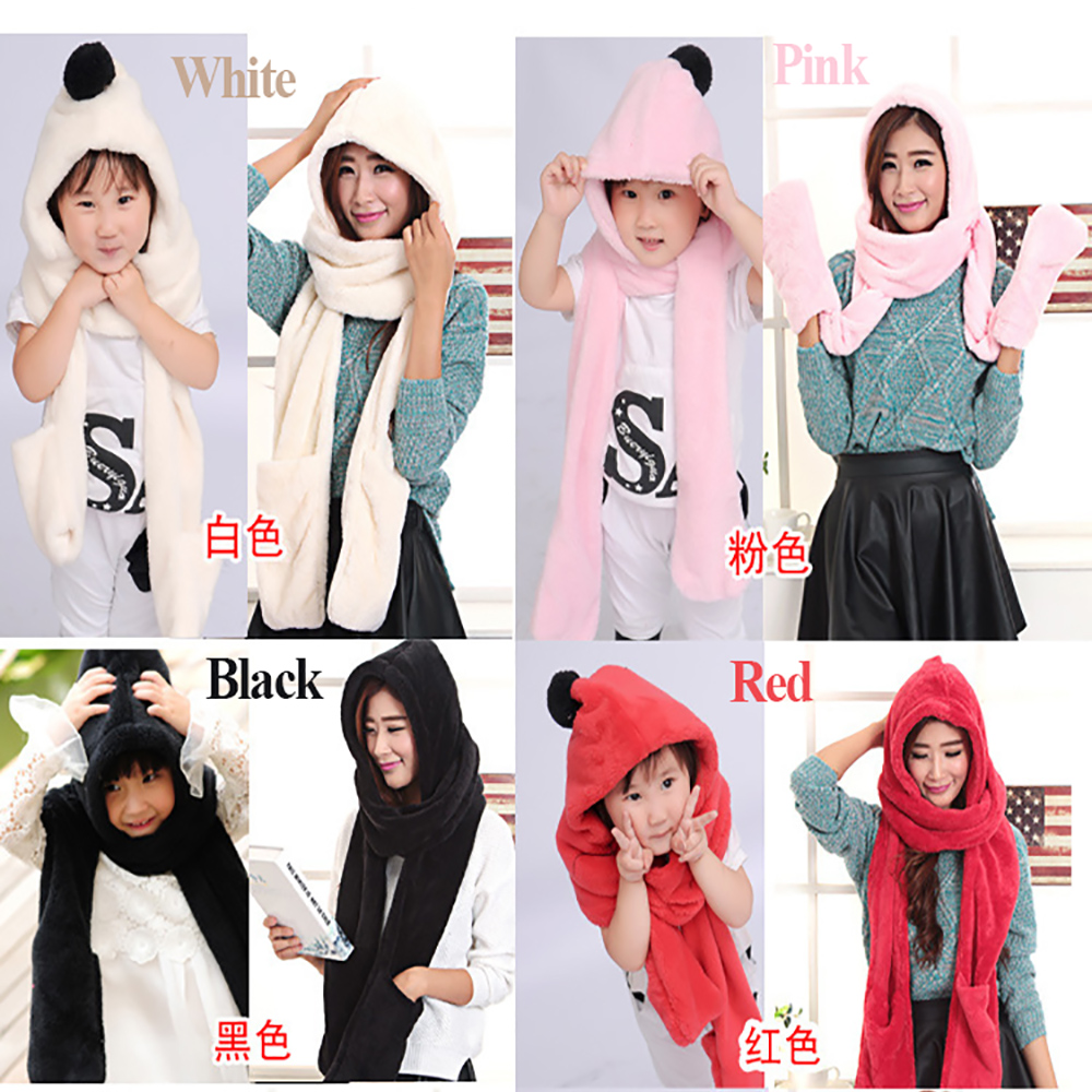 Solid color Hat <strong>Scarf</strong> Gloves For Women,Polar Fleece Hat <strong>Scarf</strong> Gloves for wholesale,<strong>Scarf</strong> and Gloves Set For Women