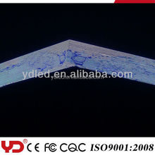 YD IP68 CE FCC certificate approved led outdoor led sign full color