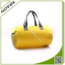 Folding Fancy Travel Duffel Bag Lightweight Rolling Duffel Bag for Gym