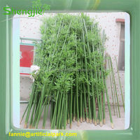 New style artificial bamboo plant/fake evergreen bamboo for decoration