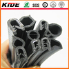 good quality UV and ozone resistance automobile parts epdm extrusion rubber car door seal