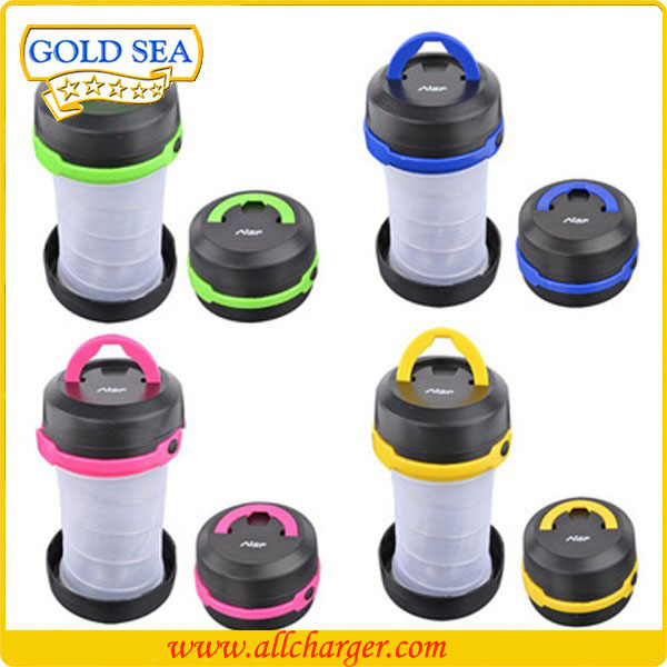 High quality Camping Lights / Folding LED Camping Lantern / Hanging Tent LED