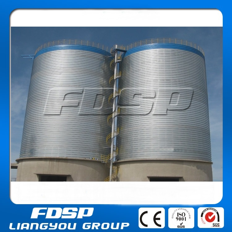 3000 Tons Bulk Feed Storage Bins/Used Storage Silo for Sale/Grain Bin Sheets Supplier