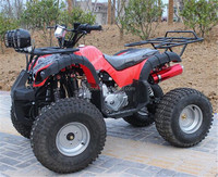 factory cheap price racing four wheel beach atv 125cc for sale