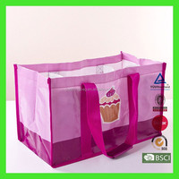 China products High quality reusable non woven wine bag wholesales wine bottle bag