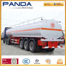 2015 New China Sinotruk food liquid water milk tank trailer