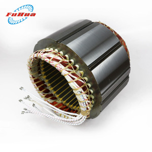 High Standard Electric Motor Winding Rotor Stator for Compressor Motor