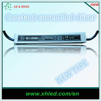 New type 10W 20W 30W 40W 50W 60w led driver CE ROHS approval constant current led driver