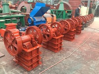 Super performance mini jaw crusher 150x250 / PE 150*250 small type jaw crusher in the lowest price