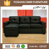 2016 The Lastest Sofa Hot Sell Living Room Furniture Classic Sectional Sofa Pu/Fabric Furniture