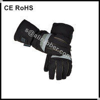 Waterproof Electrical Battery Operated Heated Gloves Use For Motorbiking