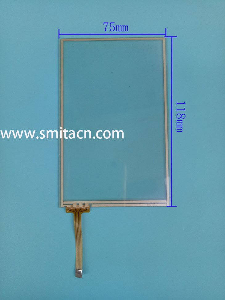 Replacement touch screen 4WD1JC 31 digitizer glass panel