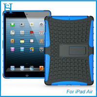 Future armor Heavy Duty Hybrid Silicone Stand Case Cover For Apple iPad Air 5th