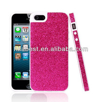 New Arrival For iPhone 5C PU+PC Phone Case,Bling Case For iPhone 5C