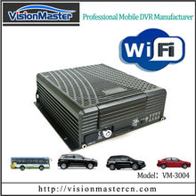 Fine workmanship h.264 dvrs with 4 channels hdd mdvr 3G 4G WIFI GPS