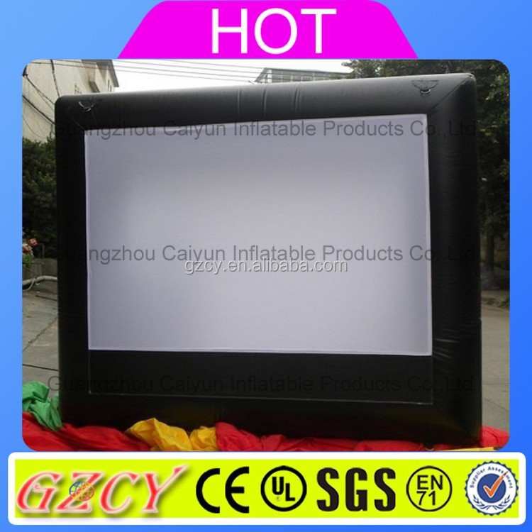 Outdoor Inflatable Movie Screen for sales