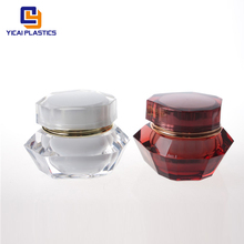 Cosmetic Containers, Korea Brand Cosmetic Jar, 60g Clear Acrylic Jars