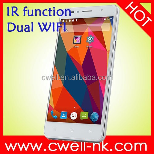 5 inch MTK6735 quad core Android 5.0 Lollipop 4G LTE smartphone Dual Band WIFI Support IR Function SISWOO C50A 1700MHz phones