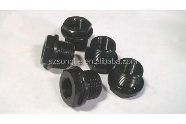 Customed OEM service socket head cap black color screw manufactured by screw machines in trade assurance