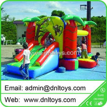 Inflatable forest Castle with Blower