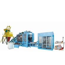 ZCJK QTY6-15 good quality hollow automatic cement brock making machine