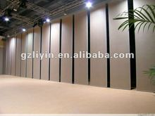 aluminum frame acoustic partition