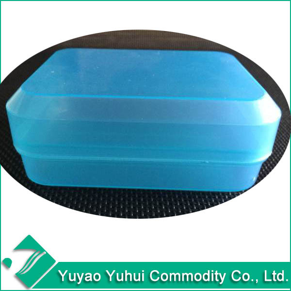 Yuyao Houseware Plastic Soap Case / Plastic Soap Holder/Plastic Soap Box