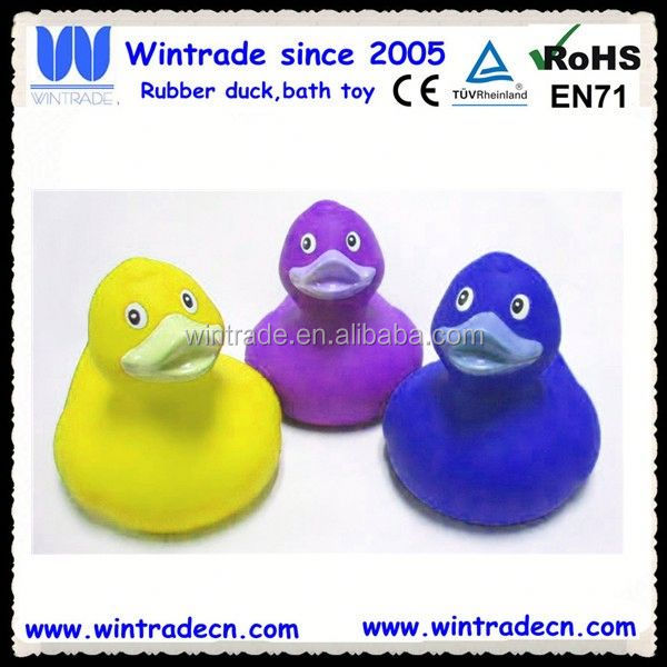 HOT SALE YELLOW DUCK which is floating duck/bath duck for kids