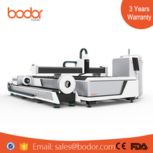 Competitive price IPG control 3000*1500mm 1000W 2000W fiber laser cutting machine for sheet metal and tube