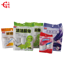 cleaning tape adhesive lint roller paper tape