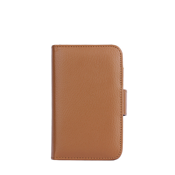 IP5017 OEM Wallet Phone Case for iPhone 5S , Multifunctional Mobile Phone Wallet Case