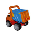 Custom small toy dump truck for Boy