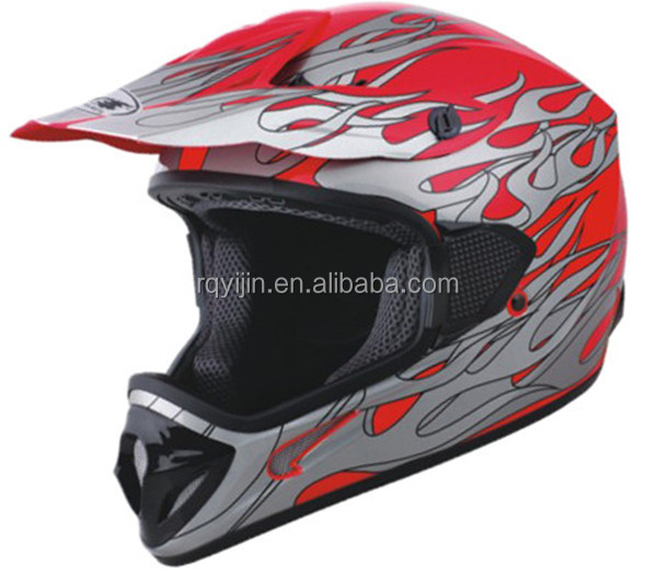 Hot Sale ABS Racing Motorcycle Helmet with DOT