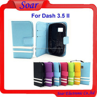 Lovely pouch case for Blu dash 3.5 II,flip cover case for Blu dash 3.5 II,new arrival magnet case for Blu dash 3.5 II