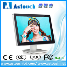"Best price LCD 32"" touch screen monitor with SAW touch screen"