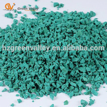 Low Price CE Recycled Rubber Granules For Running Tracks