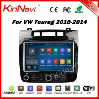 Kirinavi WC-VT8009 android 5.1 car multimedia for vw touareg 2010-2014 android car dvd player gps navigation wifi 3g playstore