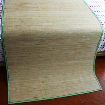 cheap price single bed students bed natural bamboo cooling pad glue