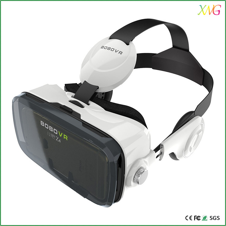 2016 Newest Export Quality Factory Direct Price Watch Movies Adult Free 3D Video Glasses Vr 3D