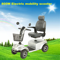 single seat handicap electric vehicle for disabled