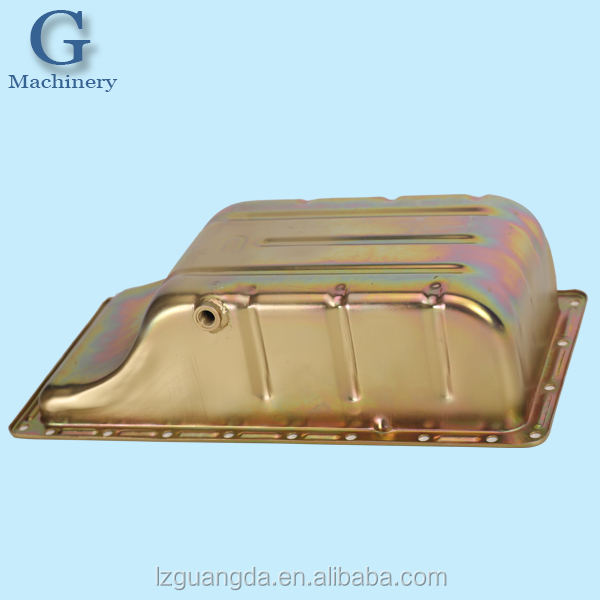 Precision OEM coated copper stamping parts