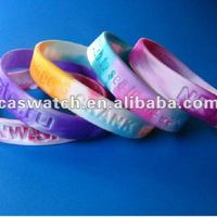 Fashion Colorful Ion Energy Silicone Bracelet