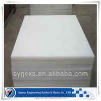 pp hollow grid sheets/uhmw-pe block sheet/pattern plastic plate