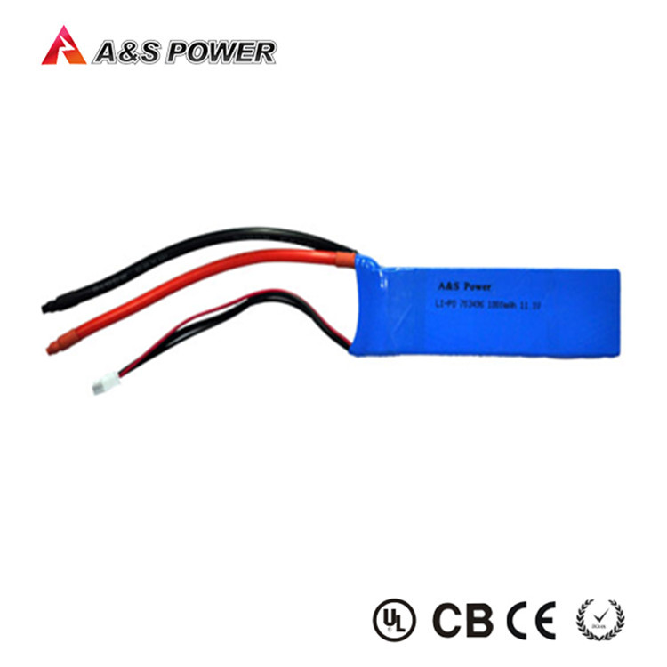 High power rate 703496 RC lipo battery 11.1v 1800mah