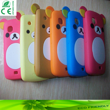 Advanced Green Materials Custom Individual Soft PVC /Silicone Phone Case