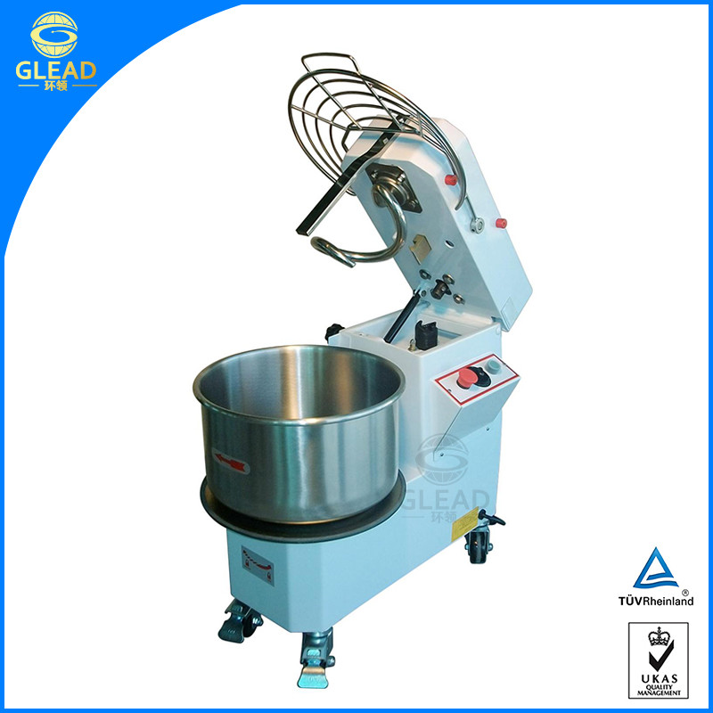 Commercial Stainless Steel spiral dough mixer/spiral mixer/prices spiral mixer
