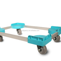 Aluminum Alloy Frame Boxes Transporting Dolly