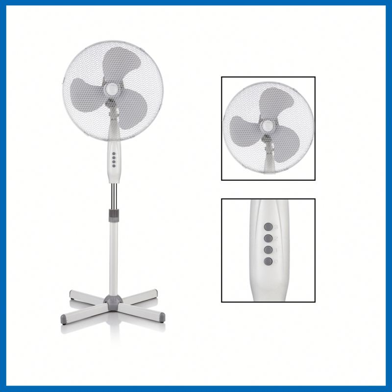 high quality cixi cheap 16 inch electric classic stand fan