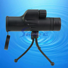 8X30 Spotting Scope Quality Monocular With Oversized Lens And Mini Tripod