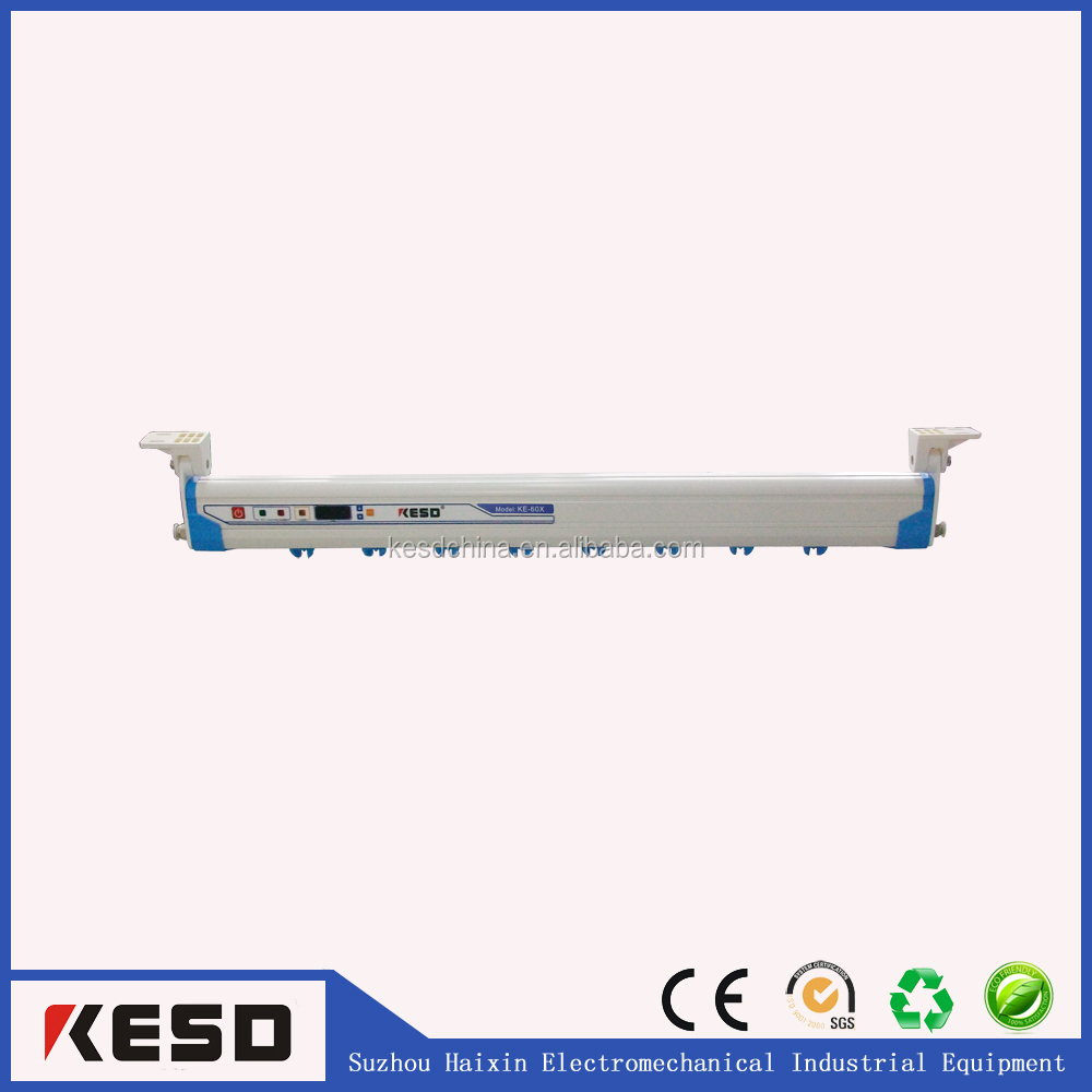 anti static ionizing bar for film packing machine KE-60X